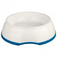 Fresh + Cool Kühlnapf, 1L/20cm, weiß/blau