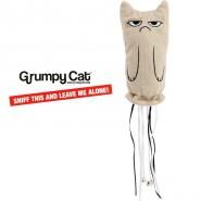 Grumpy Cat Catnip Sock, 19cm