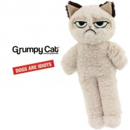 Grumpy Cat Floppy Plush Cat, 40cm