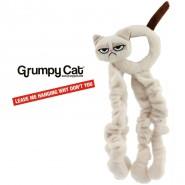 Grumpy Cat Plush Door Knob Hanger, 30cm