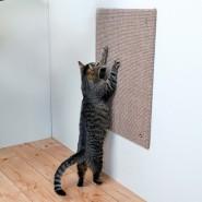 Kratzbrett, 50 x 70 cm, braun