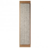 Kratzbrett XL, 17 x 70 cm, grau