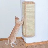 Kratzbrett XL für Zimmerecken, 40 x 75 cm, beige
