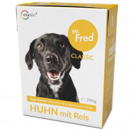Mr. Fred Classic Huhn mit Reis 390g
