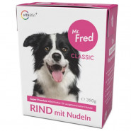 Mr. Fred Classic Rind mit Nudeln 390g