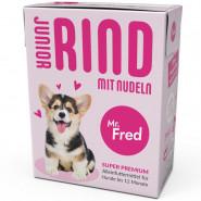 Mr. Fred Junior Rind mit Nudeln 390g