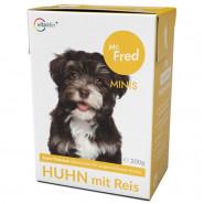 Mr. Fred Minis Huhn mit Reis 200g