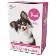 Mr. Fred Minis Rind mit Nudeln 200g