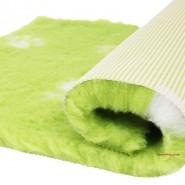Original Vetbed® Isobed SL -Paw- limegreen