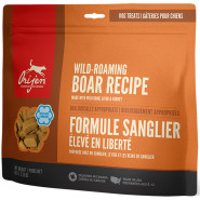 Orijen Freeze-Dried Dog Treats Wild-Roaming Boar