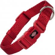 Premium Halsband, rot