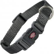 Premium Halsband, schwarz