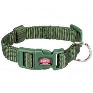 Premium Halsband, waldgrün