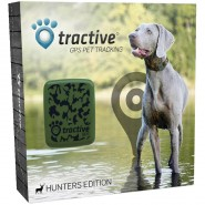 Tractive GPS Pet Tracking Device, Hunters Edition