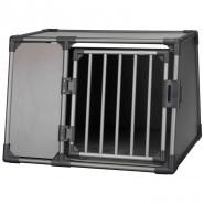 Transportbox, Aluminium, L: 92x64x78cm, graphit
