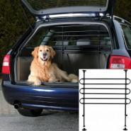 Auto-Gitter, 85-140 cm/75-110 cm, schwarz