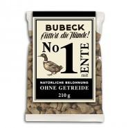 Bubeck Getreidefreier Snack Nr. 1 mit Ente 210g