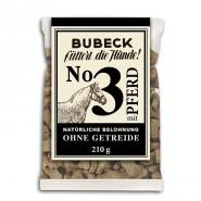 Bubeck Getreidefreier Snack Nr. 3 mit Pferd 210g