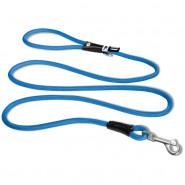 Curli Stretch Comfort Leine, blue