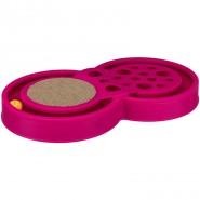 Fumble + Scratch, Kunststoff, 60cm x 33cm, pink