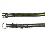 Fusion Halsband, schwarz/grün