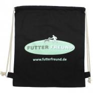 Futterfreund Turnbeutel, schwarz 1 Stück