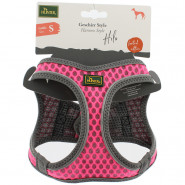 Hunter Geschirr Hilo Style, pink/grau