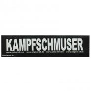 Julius-K9 Klettsticker, L, KAMPFSCHMUSER 2 Stk.