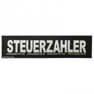 Julius-K9 Klettsticker, L, STEUERZAHLER 2 Stk.