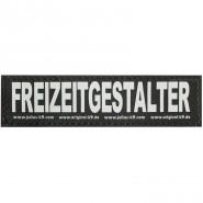 Julius-K9 Klettsticker, S, FREIZEITGESTALTER 2 Stk.