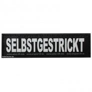 Julius-K9 Klettsticker, S, SELBSTGESTRICKT 2 Stk.
