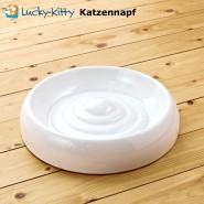 Lucky Kitty Keramik Katzennapf, Gr. XL, 27cm
