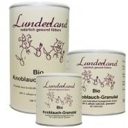 Lunderland Bio Knoblauchgranulat