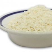 Lunderland Reisflocke vorgegart, geschält