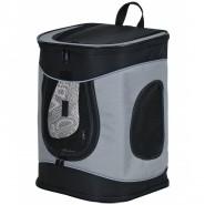 Rucksack Timon, bis 12kg, 34 x 44 x 30cm, schwarz/grau