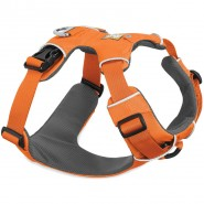 Ruffwear Geschirr Front Range, Orange Poppy