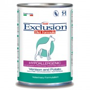 Exclusion Diet Venison & Potato 400g