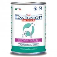 Exclusion Diet Venison & Potato 400g