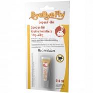 ByeByeFly Spot on für kleine Heimtiere 1 - 4kg, 1 x 0,4ml