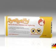 ByeByeFly Spot on für kleine Heimtiere 1 - 4kg, 6 x 0,4ml