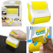 "Cyber Clean RollCare ""Jumbo"" abwaschbare Fusselrolle, gelb"