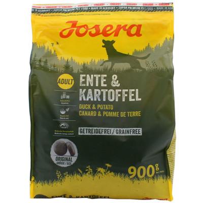 Josera NATURE Ente & Kartoffel 15kg