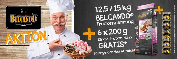 Belcando + 6x200g