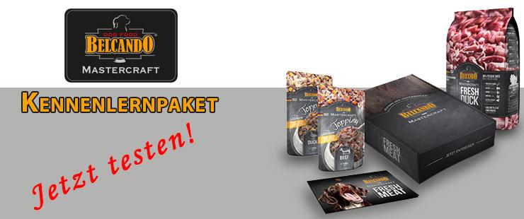 Belcando Mastercraft Kennenlernpaket