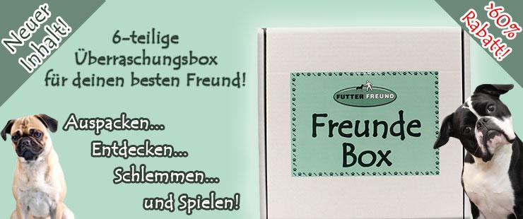 Futterfreund Freunde Box