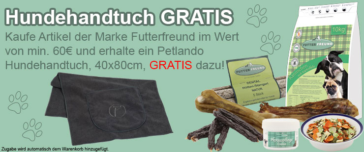 FF Petlando Handtuch