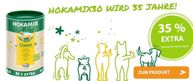 Hokamix30 35 Jahre - 35% gratis