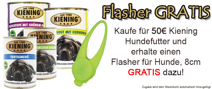 Kiening Flasher