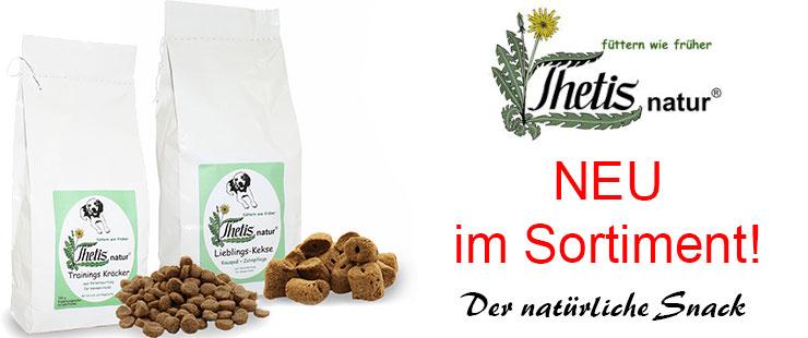 Thetis natur Snacks