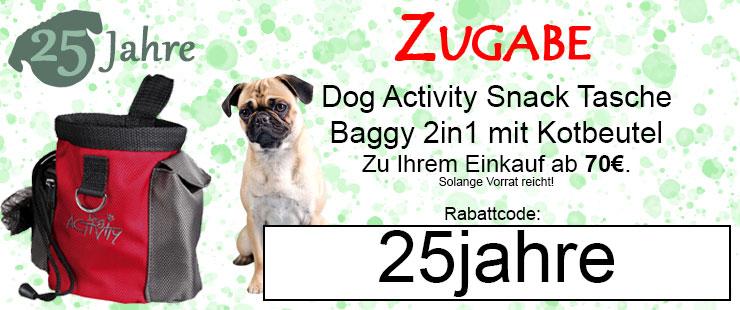 Tasche Baggy Zugabe